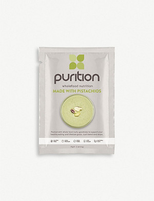 PURITION Pistachio protein powder 8 x 40g