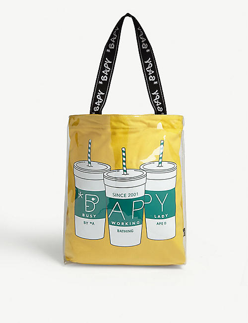 BAPY Beverage tote bag