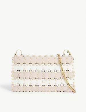 RED VALENTINO Flower motif Pochette bag