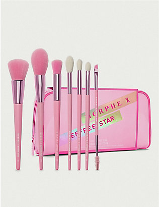 MORPHE: The Jeffree Star eye and face brush collection