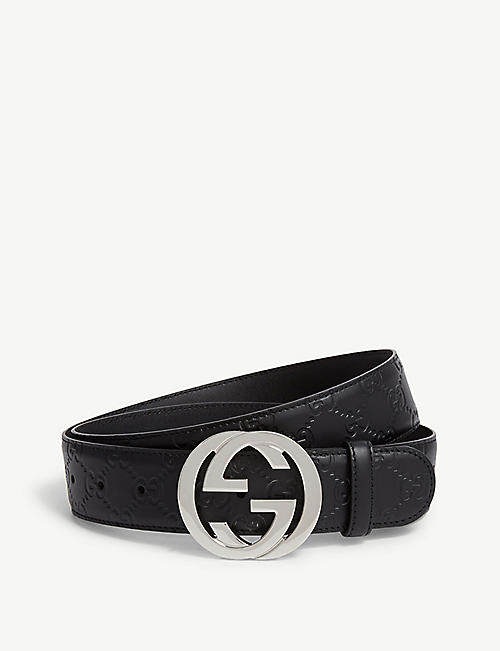 71131e4c28c GUCCI - Belts - Accessories - Mens - Selfridges