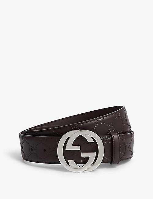 5822ddae5ab Belts - Accessories - Mens - Selfridges | Shop Online