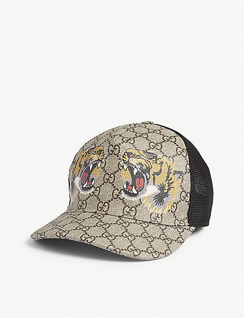 Caps - Hats - Accessories - Mens - Selfridges  18f33ca4cc1