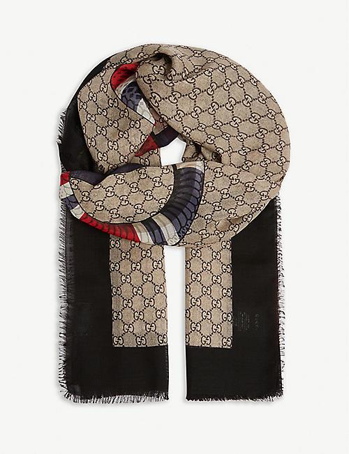 6d4341f6bcd9 Scarves - Accessories - Mens - Selfridges | Shop Online