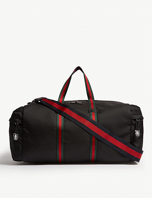 GUCCI Technical canvas duffle bag