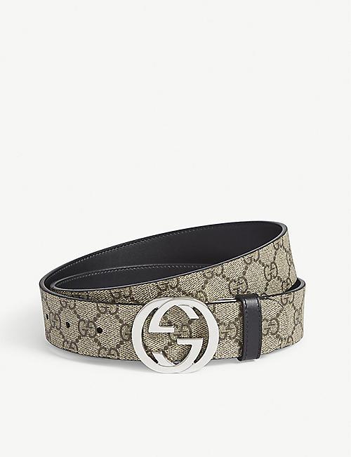 05e1529ae Belts - Accessories - Mens - Selfridges | Shop Online