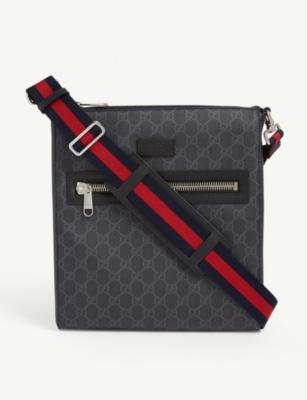 f8dbd22b0 GUCCI - Courrier GG Supreme messenger bag | Selfridges.com