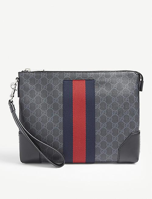 7313fca8c38 GUCCI - Mens - Bags - Selfridges | Shop Online