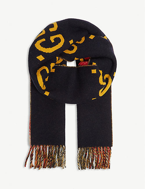 61c6fd095daa Scarves - Accessories - Mens - Selfridges