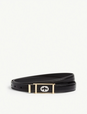 GUCCI Interlocking GG belt