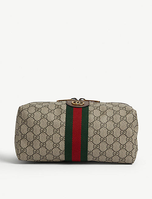 GUCCI: Ophidia toiletry bag