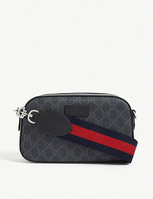 GUCCI GG monogram camera bag
