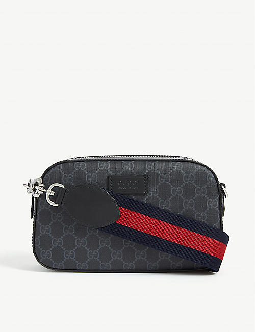 GUCCI: GG monogram camera bag