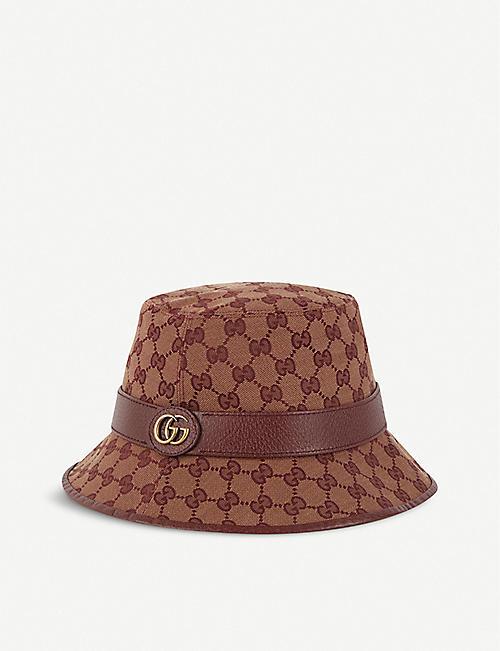 f8b646bee7cb08 GUCCI - Hats - Accessories - Mens - Selfridges   Shop Online