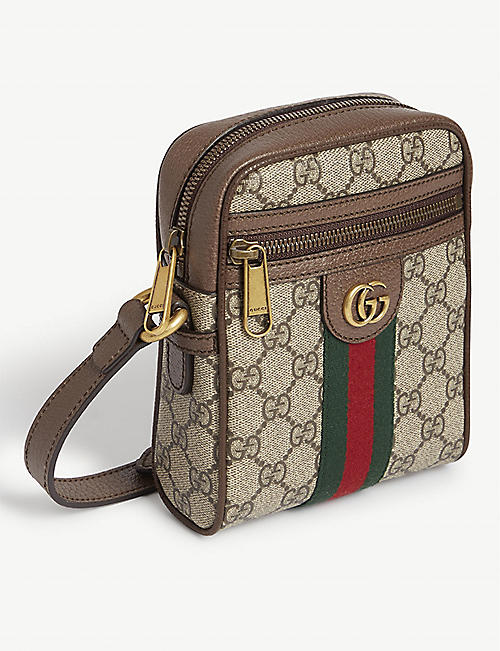 GUCCI Ophidia small messenger bag