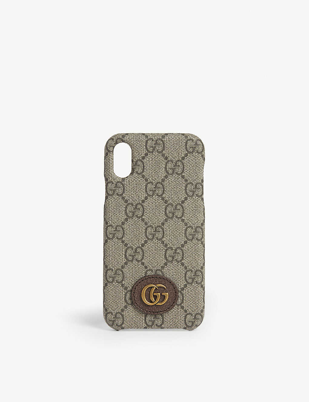 GUCCI: Ophidia iPhone X/XS case