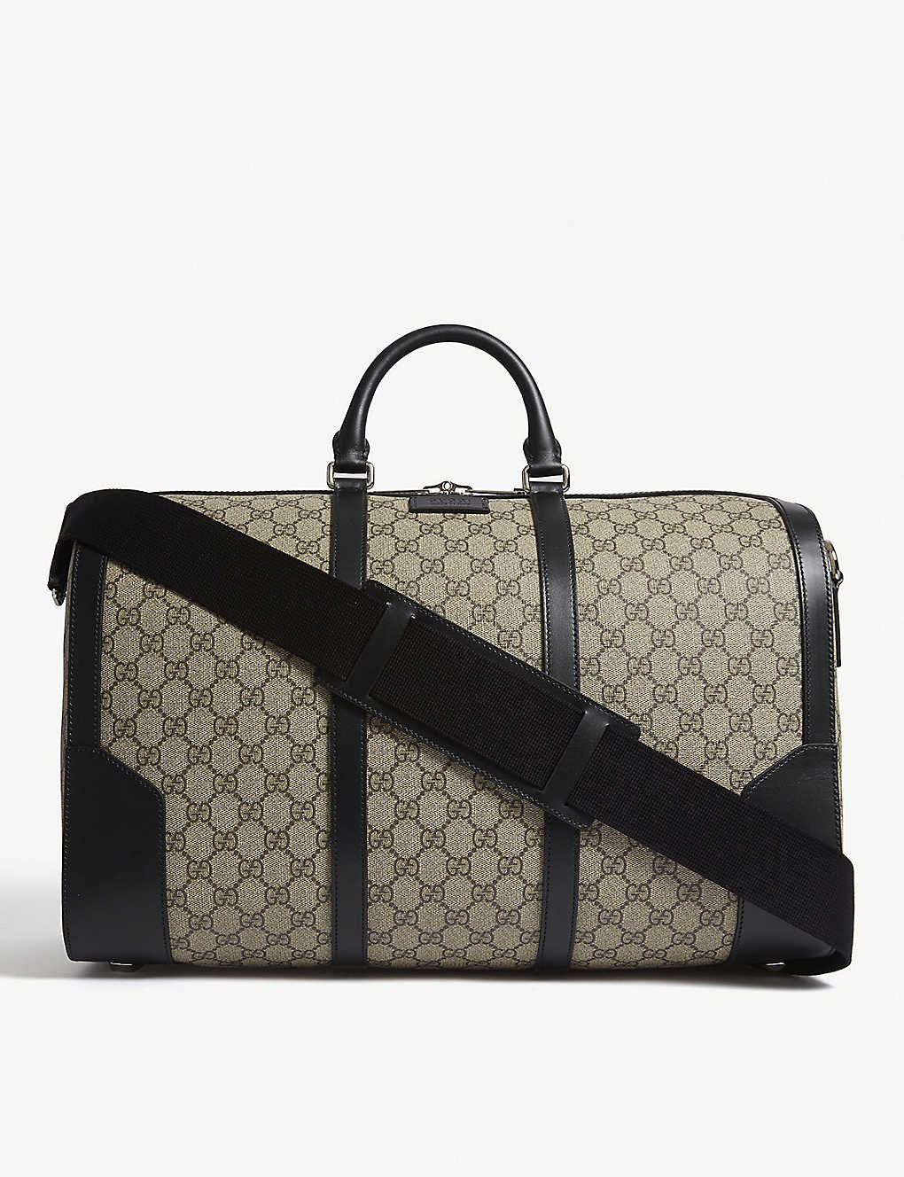 f460f45f408f GUCCI - GG Supreme medium duffle bag | Selfridges.com