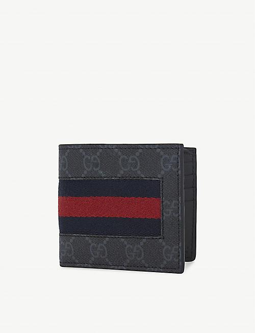 gucci wallets accessories mens selfridges shop online
