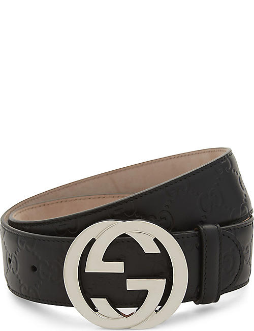 09f7df371 GUCCI - Casual Belts - Belts - Accessories - Mens - Selfridges ...