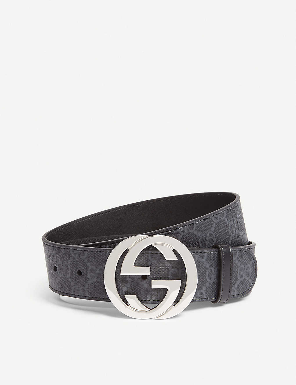 c3db1f628 GUCCI - GG Supreme belt | Selfridges.com