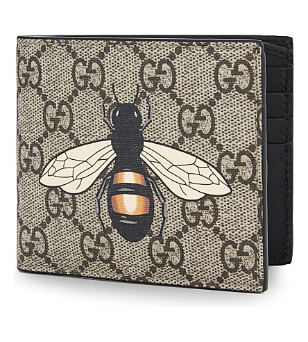 03371e244e7350 Gucci Bee Wallet Mens | Stanford Center for Opportunity Policy in ...