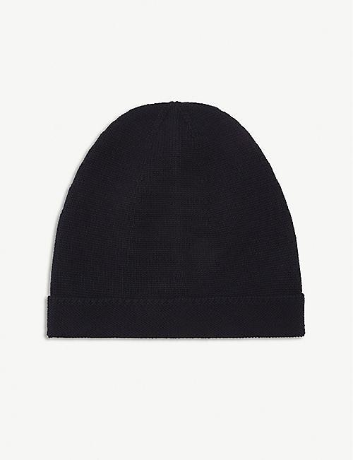 3851f3596f7 GUCCI - Ribbed wool beanie