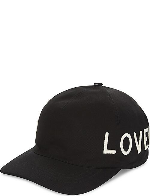 ef0ae4cfb4f Caps - Hats - Accessories - Mens - Selfridges