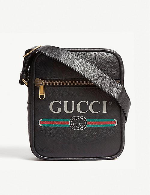 aa38dba77d1f GUCCI - Messenger bags - Mens - Bags - Selfridges