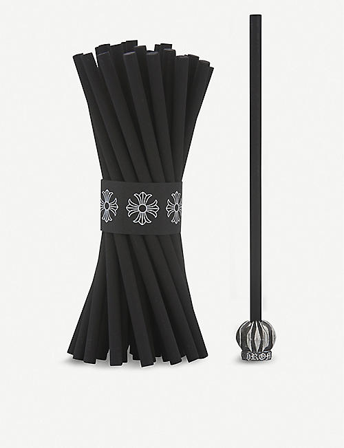 CHROME HEARTS: +33+ Incense Set with Holder