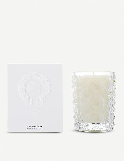 CHROME HEARTS +22+ scented candle 100g