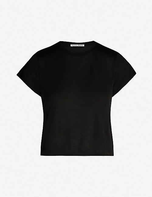 6aef1158f T-shirts & Vests - Tops - Clothing - Womens - Selfridges | Shop Online