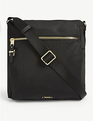 TUMI: Canton nylon cross-body bag