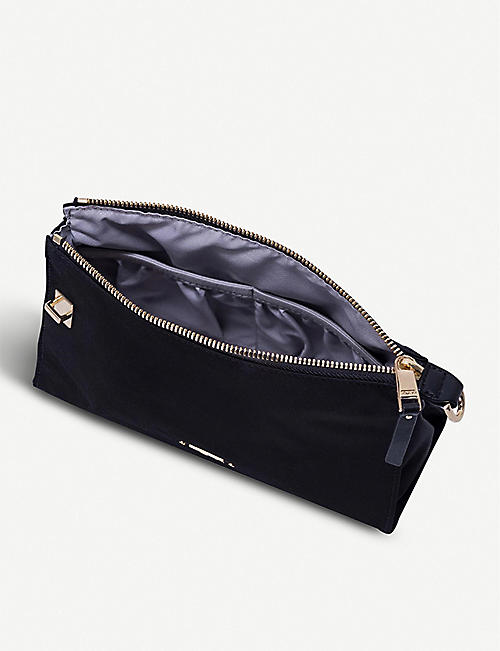 TUMI Basel woven pouch
