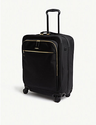 TUMI: Tres Leger Continental carry-on suitcase 53cm