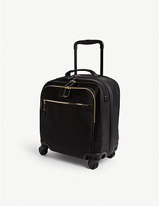 TUMI: Osana nylon carry-on suitcase 40cm