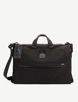 TUMI Alpha 3 Tri-Fold garment carry-on bag