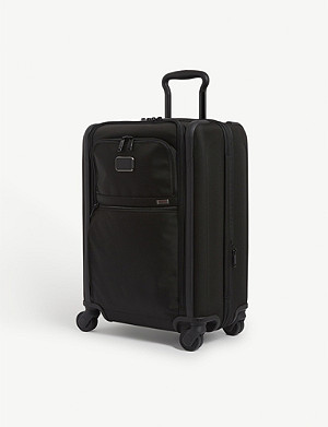 TUMI Alpha 3 Cabin four-wheeled carry-on case