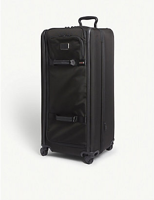 TUMI: Tall 4 wheeled duffle packing case