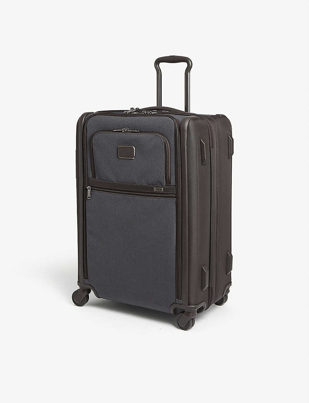TUMI: Short Trip Dual Access four-wheel suitcase 66cm