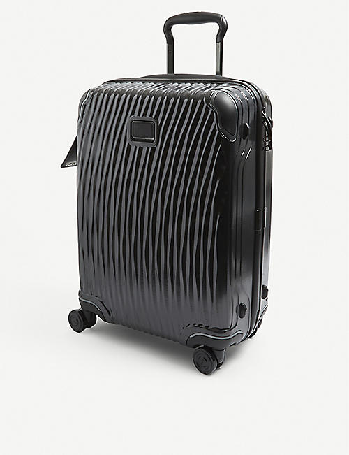 TUMI: Continental Dual Access four-wheel suitcase 56cm
