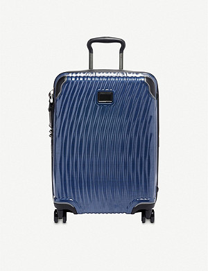 TUMI Continental Dual Access four-wheel suitcase 56cm