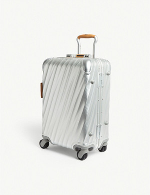 TUMI International Carry-on 19 Degree aluminium suitcase