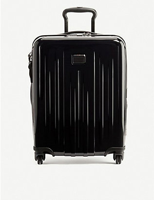 TUMI: Continental expandable 4 wheeled carry-on