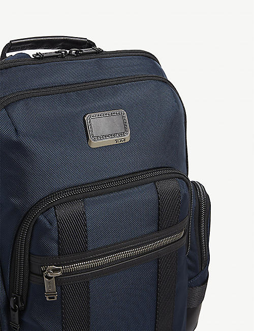 TUMI Nathan nylon backpack