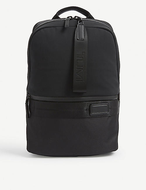 TUMI: Nottaway rain-proof backpack