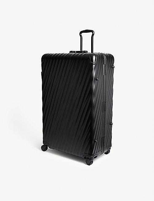 TUMI: Worldwide Trip 19 Degree aluminium suitcase