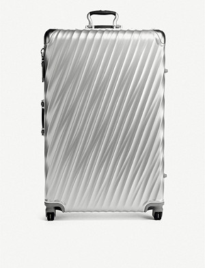 TUMI Worldwide Trip 19 Degree aluminium suitcase