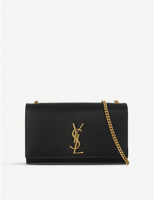 SAINT LAURENT: Kate medium leather shoulder bag