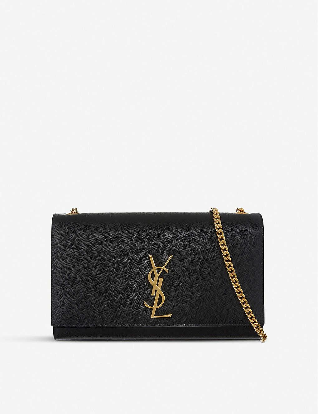 SAINT LAURENT: Kate medium leather shoulder bag