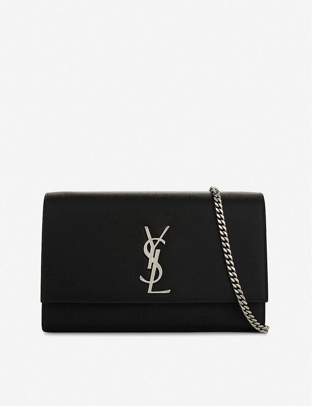 SAINT LAURENT: Kate medium monogram leather shoulder bag